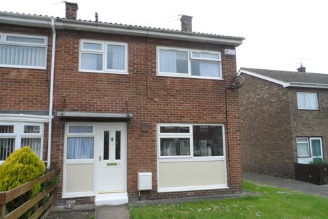 3 bedroom semi-detached house for sale - Chichester Close, Ashington, Northumberland, NE63 9SB