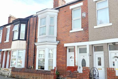 3 bedroom flat for sale - Julian Street, Lawe Top, South Shields, Tyne and Wear, NE33 2EP