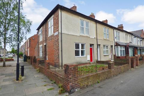 1 bedroom ground floor flat for sale - Chillingham Road, Heaton, Newcastle upon Tyne, Tyne and Wear, NE6 5XL