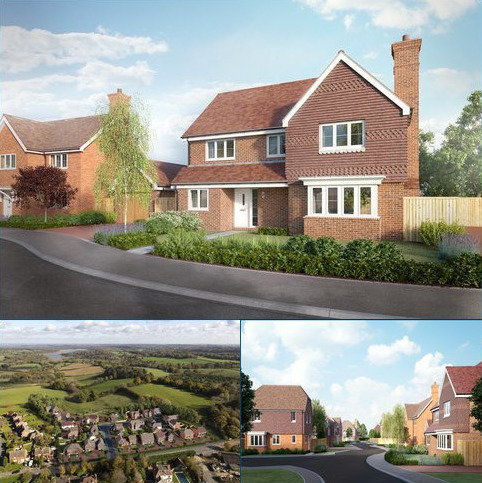 4 bedroom detached house for sale - Waters Reach, Lower High Street, Wadhurst, East Sussex, TN5