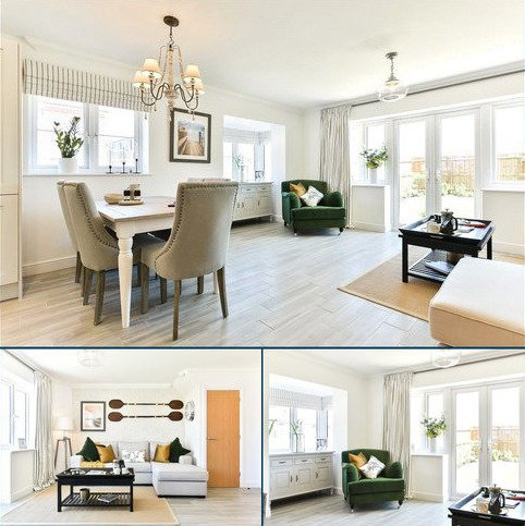 4 bedroom semi-detached house for sale - 24 Waters Reach, Lower High Street, Wadhurst, East Sussex, TN5