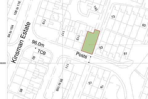 Land for sale - Kinsman Estate, Bodmin
