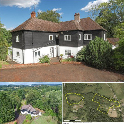 5 bedroom equestrian facility for sale - Faircrouch Lane, Wadhurst, East Sussex, TN5