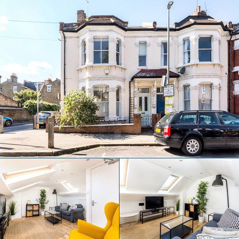 5 bedroom terraced house for sale - Herndon Road, Wandsworth, London, SW18
