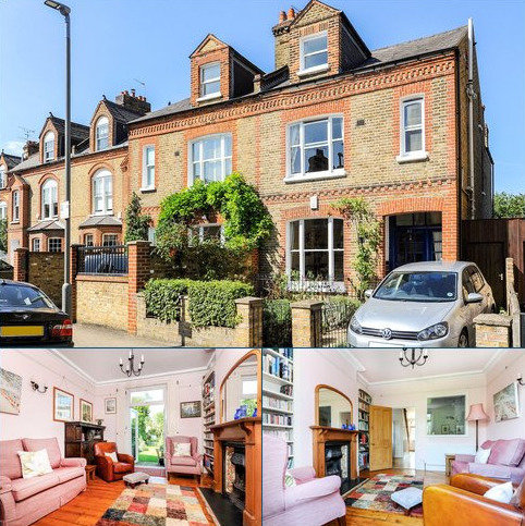 5 bedroom semi-detached house for sale - Erpingham Road, Putney, London, SW15