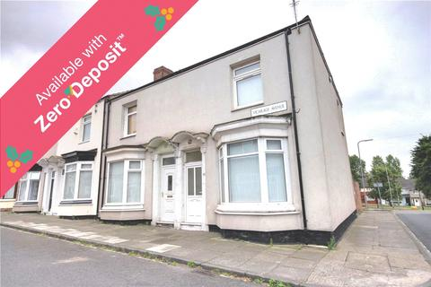 2 bedroom end of terrace house to rent - Vicarage Avenue, Stockton-on-Tees
