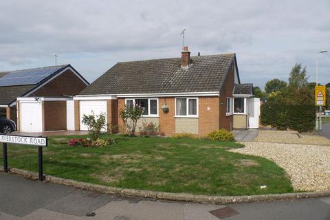 2 bedroom detached bungalow for sale - Laverstock Road, Wigston, Leicester, LE18