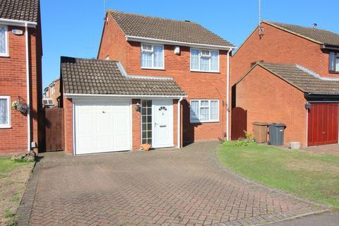 3 bedroom detached house for sale - Blakeney Drive, Luton, Bedfordshire, LU2 7AL