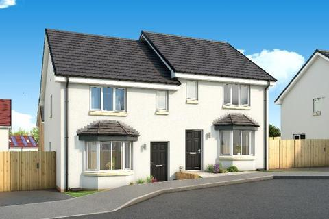 3 bedroom semi-detached house for sale - The Buchanan Early Braes, Hallhill Road, Barlanark, Glasgow, G33 4QJ
