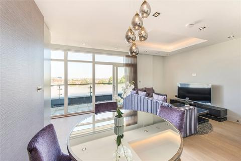 1 bedroom penthouse to rent - Renaissance Square Apartments, Palladian Gardens, Chiswick, London, W4
