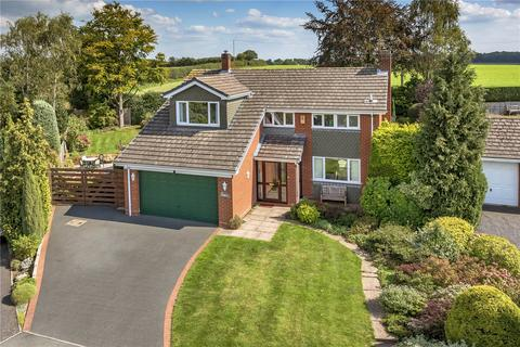 4 bedroom detached house for sale - Cotswold, 6 The Evergreens, Sheriffhales, Shropshire, TF11