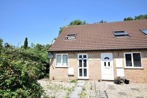 1 bedroom end of terrace house for sale - Popular cul de sac location in Clevedon