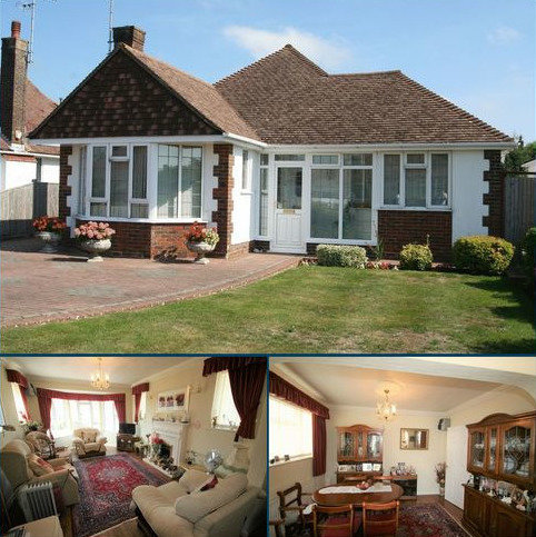2 bedroom detached bungalow for sale - Frobisher Way, Worthing