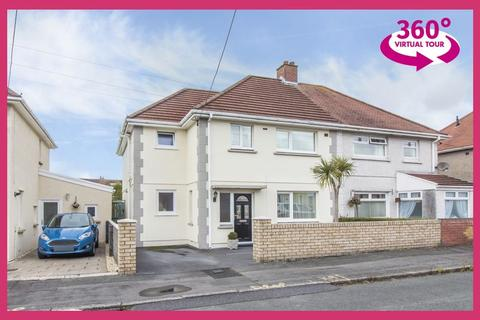 4 bedroom semi-detached house for sale - Bryneinon Road, Swansea - REF#00005203