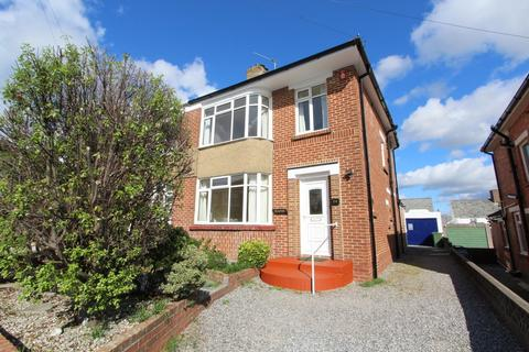3 bedroom semi-detached house to rent - Clevedon Park Avenue, Plymouth