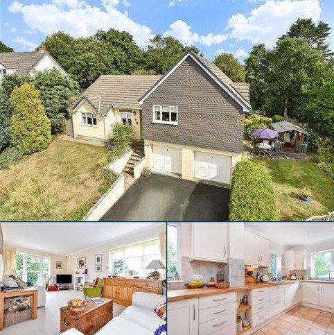 4 bedroom detached house for sale - Milltown Gardens, Yeolmbridge, Launceston, Cornwall, PL15
