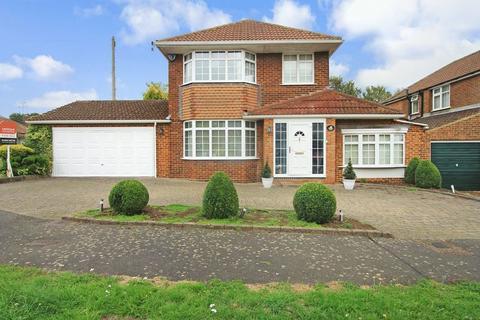 3 bedroom detached house for sale - Hillview Crescent, Luton