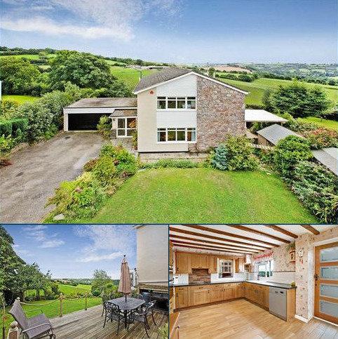 4 bedroom detached house for sale - Pillaton, Saltash, Cornwall, PL12