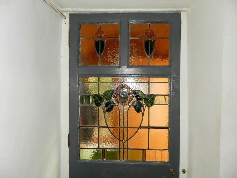 Feature Glazed Door