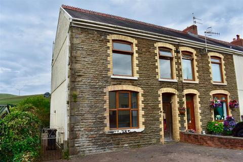 3 bedroom end of terrace house for sale - Heol Y Gors, Cwmgors, Ammanford