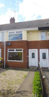 2 bedroom terraced house to rent - Hotham Road South, Hull