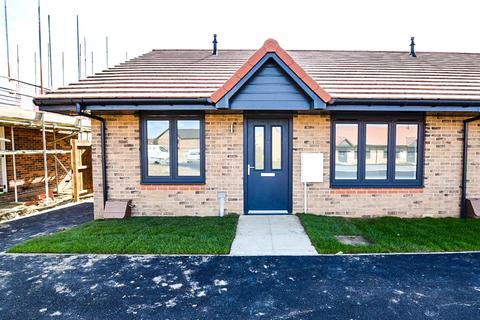 2 bedroom terraced bungalow for sale - Marley Fields, Wheatley Hill, Durham
