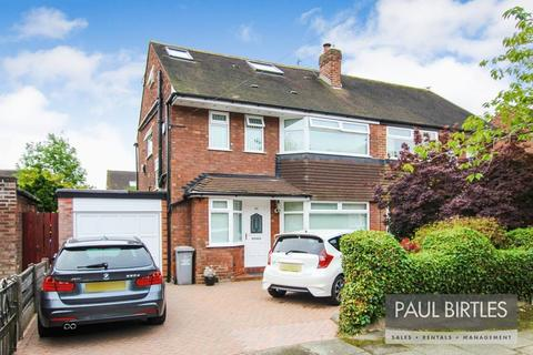 4 bedroom semi-detached house for sale - Westmorland Road, Urmston, Manchester