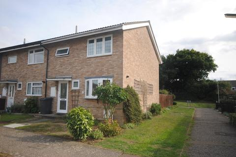 3 bedroom end of terrace house for sale - Wellington Close, Chelmsford, CM1
