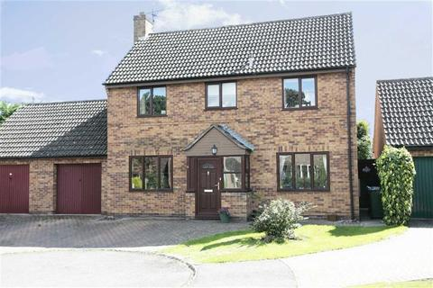 4 bedroom detached house for sale - Manning Close, Bloxham