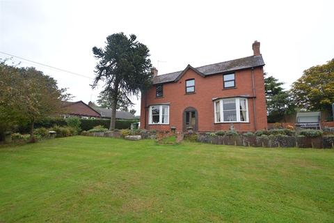 3 bedroom detached house for sale - Redcroft, Harmer Hill, Shrewsbury, SY4 3EB