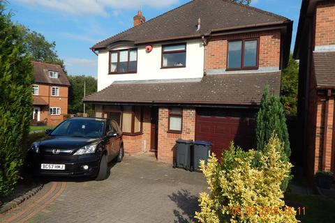 4 bedroom detached house to rent - Nortune Close, Birmingham
