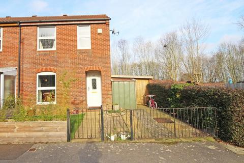 3 bedroom end of terrace house for sale - Steyning