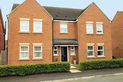 5 bedroom detached house for sale - Carnoustie Close, Ashington - Five Bedroom Detached House