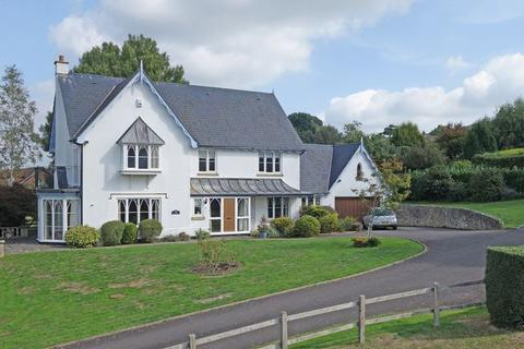 4 bedroom detached house for sale - Sidleigh, Sidmouth