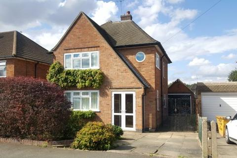 3 bedroom semi-detached house to rent - Grangeway Road,  Wigston, LE18