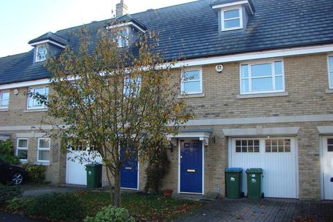 3 bedroom townhouse to rent - 58 Marshall Square, Banister Park, Southampton, SO15