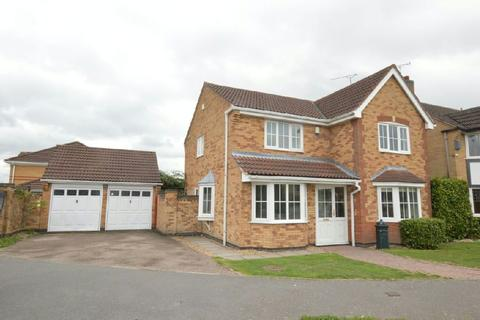 4 bedroom detached house for sale - Pendragon Way, Leicester Forest East, Leicester