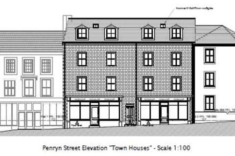 Land for sale - Penryn Street, Redruth, TR15