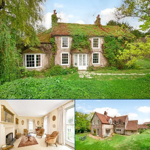 6 bedroom detached house for sale - Church Lane, Easton, Winchester, Hampshire, SO21