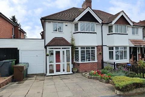 3 bedroom semi-detached house for sale - Ashmead Drive, Cofton Hackett, Birmingham B45