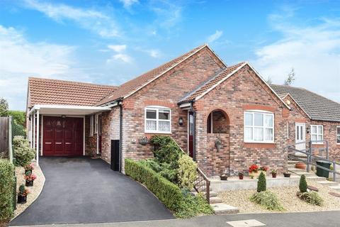 3 bedroom detached bungalow for sale - Baggaley Drive, Horncastle, Lincs, LN9 5GE