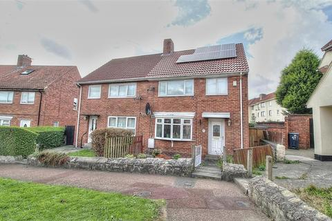 3 bedroom semi-detached house for sale - Hawkshead Place, Gateshead, NE9 6YU