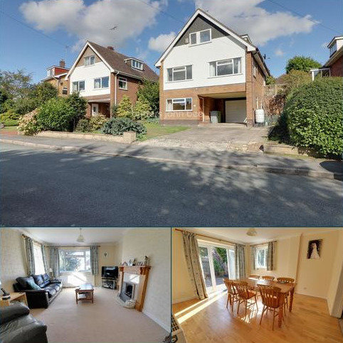 4 bedroom detached house for sale - Mill Hill Drive, Sandbach