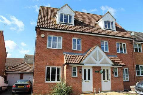 3 bedroom semi-detached house for sale - Spilsby Meadows, Spilsby, Lincolnshire, PE23 5GA