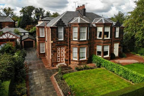 3 bedroom semi-detached house for sale - 22 Fleurs Avenue, GLASGOW, G41 5AP