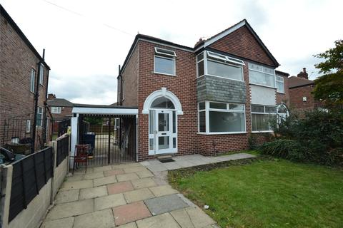 3 bedroom semi-detached house to rent - Cromford Avenue, Stretford, Manchester, M32