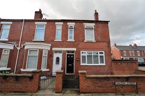 4 bedroom end of terrace house for sale - Wilson Street, Stretford, Manchester, M32