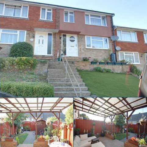 3 bedroom terraced house for sale - Chatham