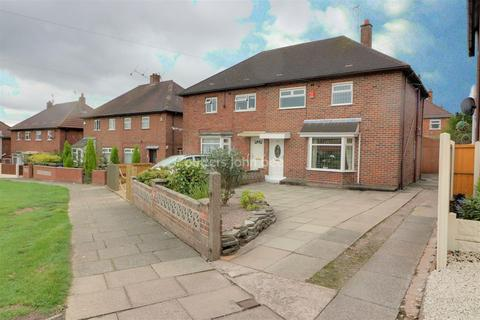 3 bedroom semi-detached house for sale - Brookwood Drive, Meir, ST3 6JT