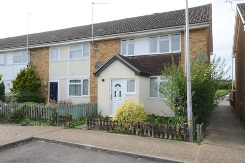 3 bedroom end of terrace house for sale - Phillip Road , Witham CM8